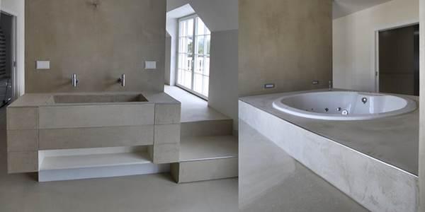badezimmer fu boden design. Black Bedroom Furniture Sets. Home Design Ideas