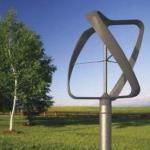 Windgeneratoren furs eigenheim
