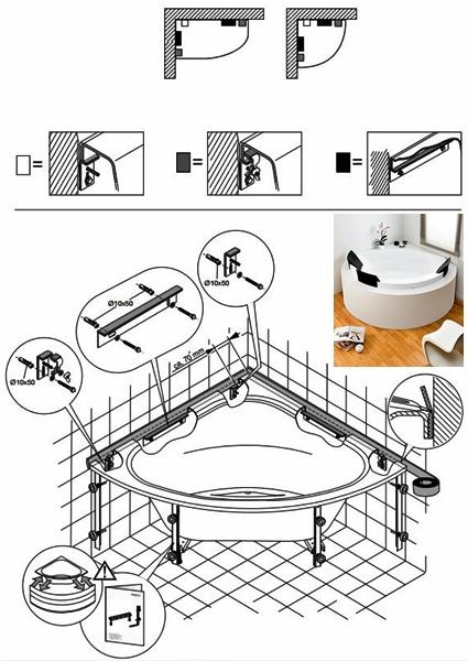 Dusche Ablaufrinne Undicht : Jede fuge benötigt die passende ...
