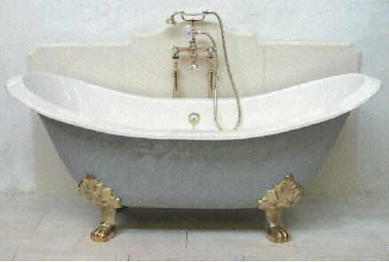 Freistehende badewanne antik gebraucht  Sanitärgegenstände