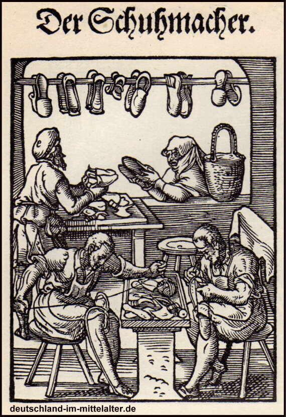 alte und seltene handwerksberufe