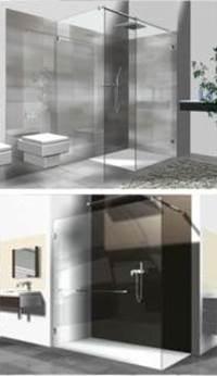 duschen per knopfdruck